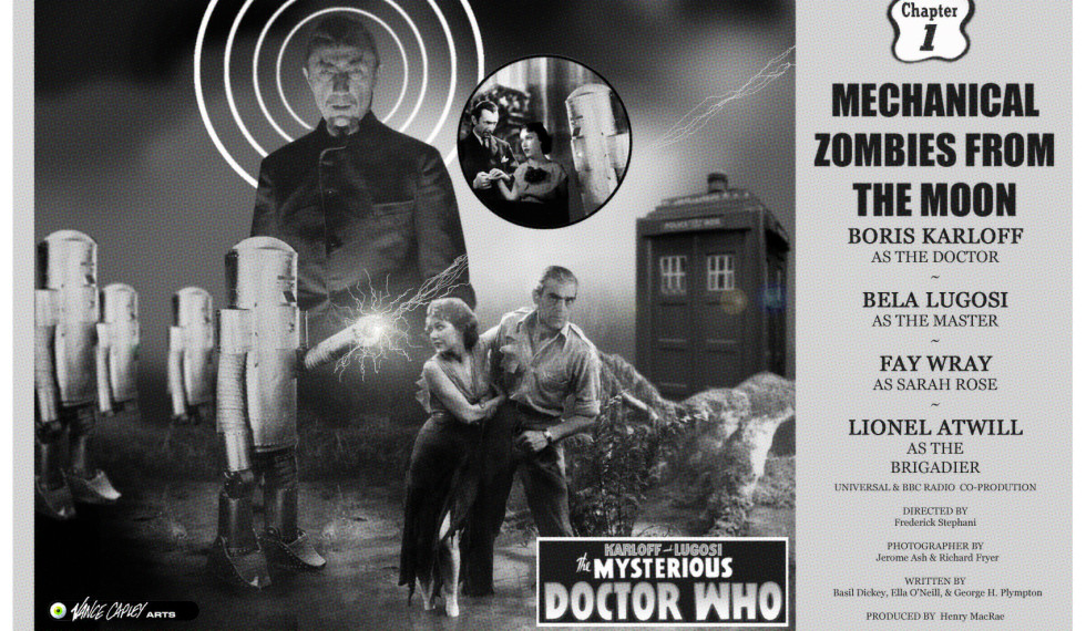 MYSTERIOUS DR WHO CHP 1
