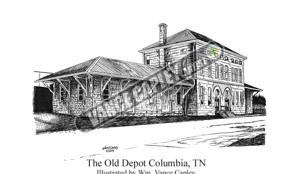 WEB depot columbia TN small version